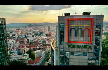 VÚB je najlepšou bankou na Slovensku podľa magazínu Global Finance