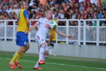 Zápas Spartak - Košice