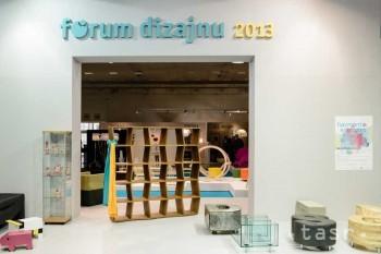 Fórum dizajnu prezentuje tvorbu vyše 50 dizajnérov i študentov dizajnu