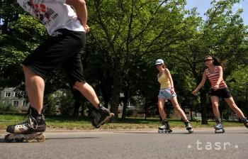 Bratislavskí korčuliari dnes vyrazia do ulíc v kostýmoch