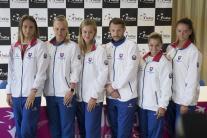 Slovensko, Brazília, Fed Cup, Cibulková, Kužmová