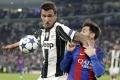 Juventus Turín predĺžil zmluvu s Mandžukičom až do roku 2020