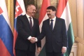 VIDEO: Kiska: Za najlepšími vzťahmi SR a Maďarska stojí vôľa politikov