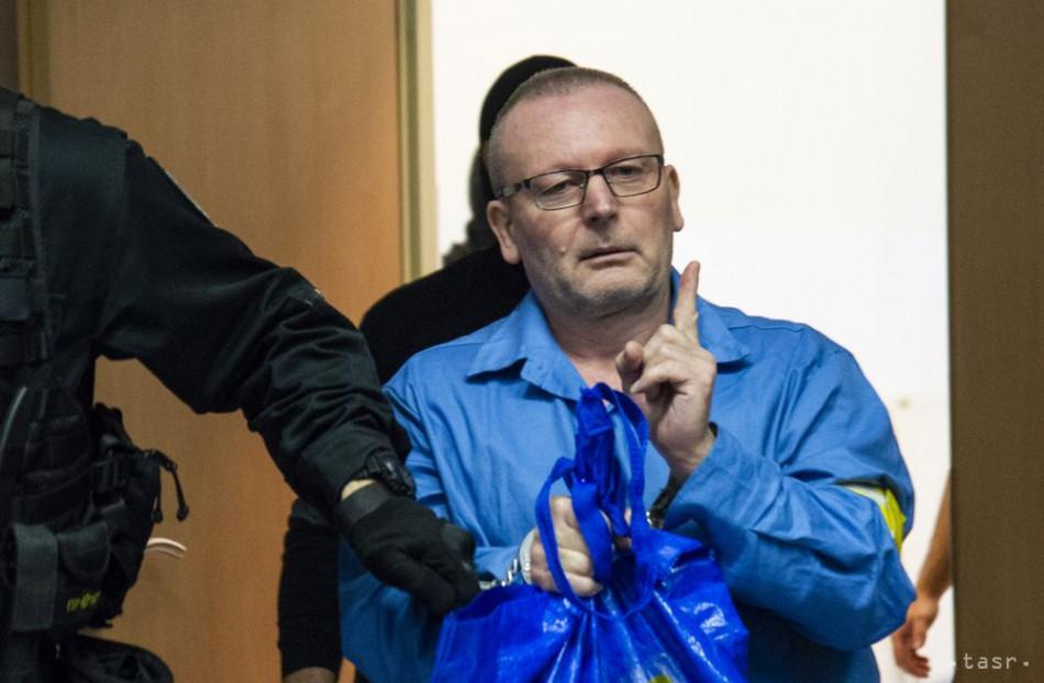 Pokračuje proces v kauze prípravy vraždy Volzovej, vypovedal Róbert L.