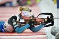 Biatlon: Dorin-Habertová zvíťazila v šprinte 1. kola Svetového pohára