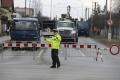 Cesta na Krupinu je čiastočne uzatvorená, zrazili sa dodávky a kamión