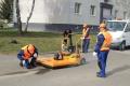 V centre Žiaru nad Hronom budujú nové parkovacie miesta