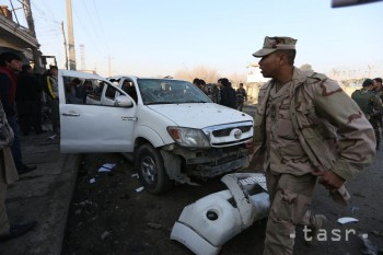 V Kábule došlo k samovražednému útoku na konvoj dánskych vojakov