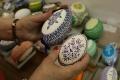 Novinkou krasličiarky Ľ. Bátorovej sú dvojžĺtkové husacie vajcia