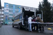 Zdravotný personál v Ľvove