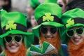 Íri všade na svete oslávia 17. marca Deň sv. Patrika