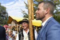 Slávnosti remesiel a medu v Sedliskách