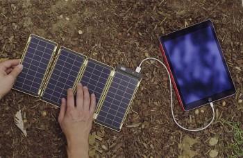 bb8ffae93 Nabíjačka na mobil čerpá energiu zo svetla