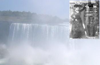 Túžila po sláve a peniazoch, nechala sa zhodiť Niagarskými vodopádmi!