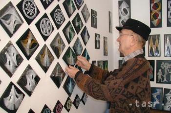 Obrazy nitkára Stanislava Smatanu poznajú po celom svete