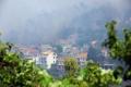 Požiare ohrozujú chorvátske mesto Drniš