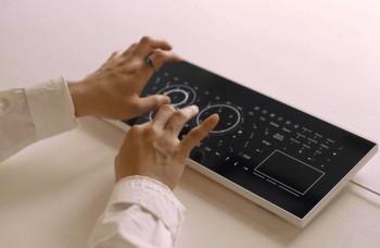 Dotykový displej namiesto klávesnice? Nevidíme to ružovo