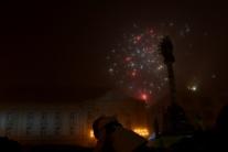 Detský ohňostroj v Trnave