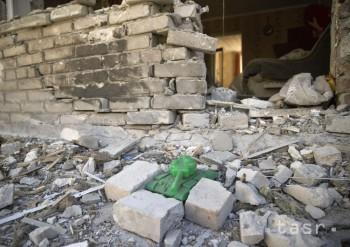 Výbuch míny na Ukrajine si vyžiadal najmenej troch mŕtvych