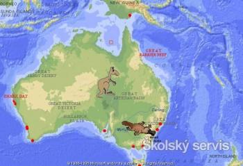 Geografická olympiáda preverila naše vedomosti o Austrálii