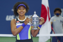 Finálna dvojhra grandslamového turnaja US Open