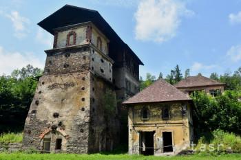 VIDEO: V Nižnej Slanej bojujú o záchranu kultúrnej pamiatky