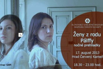 Príbeh Ženy z rodu Pálffy končí v sobotu na hrade Červený Kameň