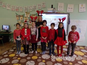 Základná škola Jelenia č.16, Bratislava ukončila rok 2017 v červenom