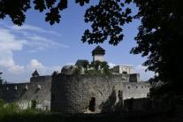 Trenčiansky hrad, obnova, hrad