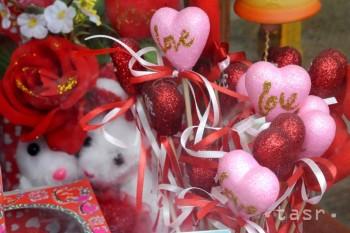Sviatok sv. Valentína sa udomácnil vo viacerých netradičných krajinách