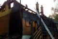 V rodinnom dome v Ostrej Lúke zomreli pri rannom požiari dve osoby