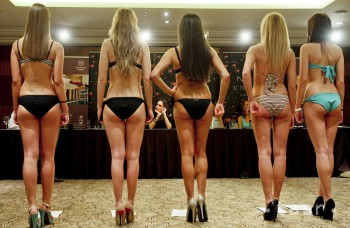 Ktoré z týchto dievčat pôjdu do finále Miss Universe 2013?