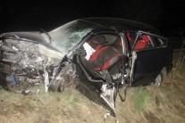 Dopravná nehoda pri Veľkej Čausi