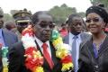 Tisíce Zimbabwčanov oslavovali 93. narodeniny prezidenta Mugabeho