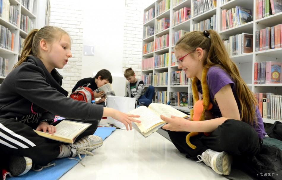 Tretina rodičov si s deťmi číta len príležitostne alebo nečíta vôbec 6db87762d8