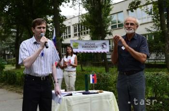 Prepustený učiteľ O. Žarnay dostal Rad Ďurka Langsfelda