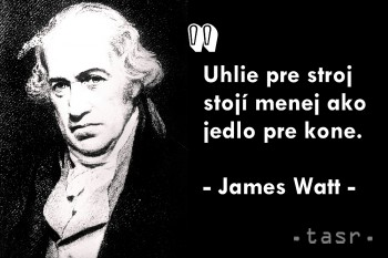 Parný stroj Jamesa Wattaodštartoval priemyselnú revolúciu