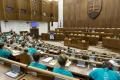 VIDEO: Deťom prišiel do parlamentu odpovedať z ministrov iba P.Plavčan