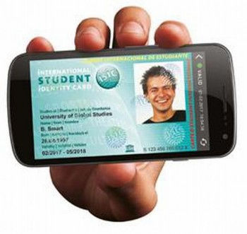 Virtuálny ISIC je už bežnou súčasťou života študentov