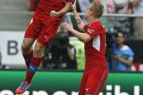 Futbalové EURO 2012. Deň piaty