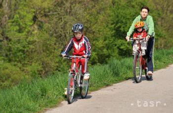 Mobilná aplikácia Všetci na bajk prinúti v lete sadnúť na bicykel