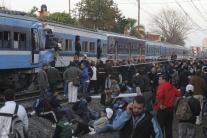 Vlaková zrážka