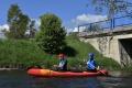Medzi obľúbené splavy na východnom Slovensku patrí Laborec