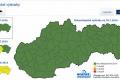 SHMÚ: Na väčšine územia Slovenska treba v nedeľu počítať s búrkami