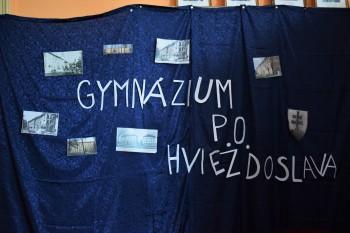 Aj oni sú naši... - projektový deň kežmarských gymnazistov