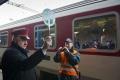 Z Bratislavy dnes vyštartoval do Košíc prvý obnovený IC vlak