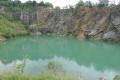 Prírodné jazero v Beňatine pripomína chorvátske Plitvické jazerá