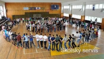"""Na Spojenej škole v Sečovciach sa """"hutorelo"""" po zemplínsky"""