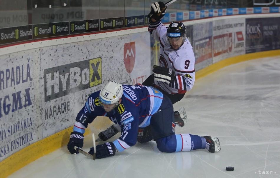 f6b1fb2b28232 Banská Bystrica dnes môže vyrovnať stav série s Nitrou na 2:2