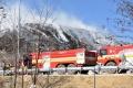 Požiar na skládke v Trnave trval až tri dni